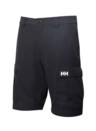 Helly Hansen Helly Hansen Qd Cargo Shorts Erkek Şort Lacivert